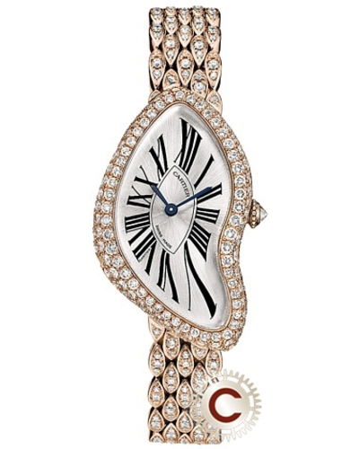 Часы Cartier Crash 2013 RG D